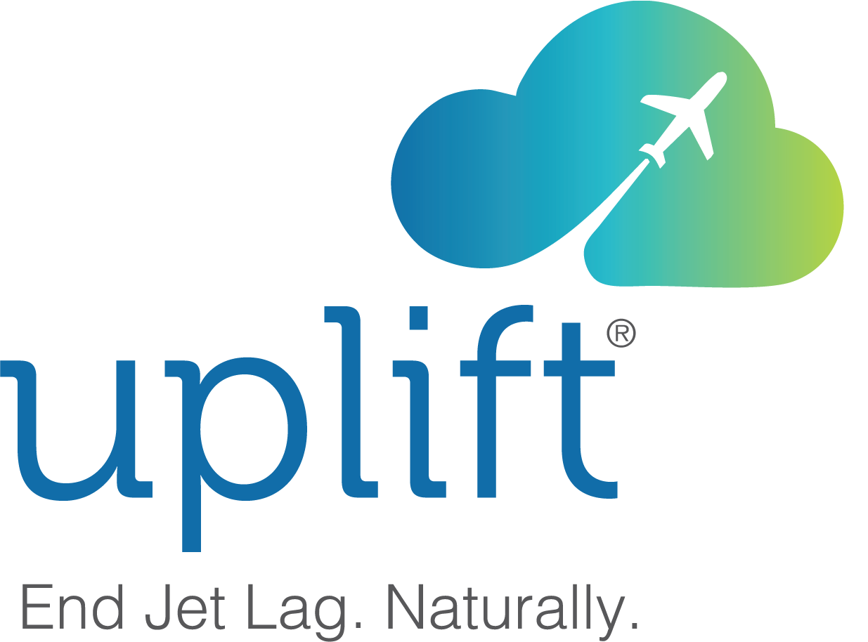 Uplift- End jet Lag. Naturally